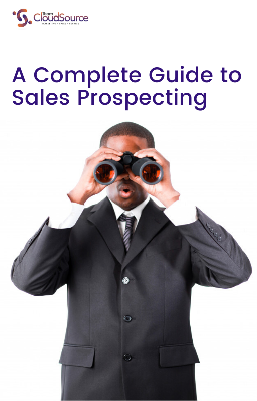 A Guide to Sales Prospecting 1
